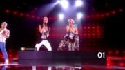 Eurovision Song Contest: Sunstroke Project & Olia Tira - Run Away | Moldova (2010) - #21