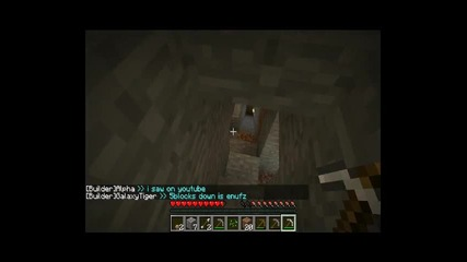 Minecraft Survival Multiplayer Part 2