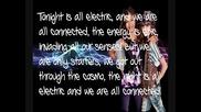 Shake It Up Cast - All Electric - Lyrics