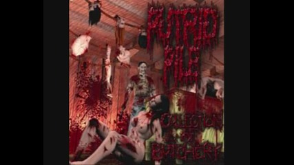 Putrid Pile - Drenched In Gasoline