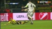 Борусия дортмунт - Реал Мадрид 4-1