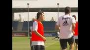 Първата седмица на Mesut Ozil в Real Madrid