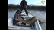 Риболов - Огромна Риба