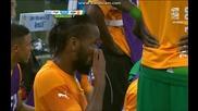 Гърция 2:1 Кот д' Ивоар (бг аудио) Мондиал 2014