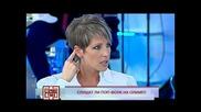Джина Стоева гостува в предаването Точно така по Pro Bg (21.10.2009)