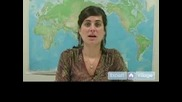 Научете Се Да Говорите На Испански - Посоки