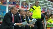 Испания 1 - 5 Нидерландия // F I F A World Cup 2014 // Spain 1 - 5 Netherlands // Highlights