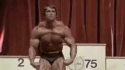 Arnold Schwarzenegger Training Motivation