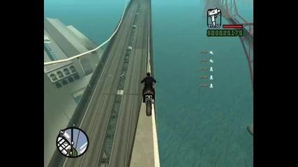 Gta Sa-mp Bike Stunt