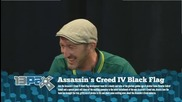 Pax Prime 2013 Assassin's Creed 4 Panel Hosted by Adam Sessler