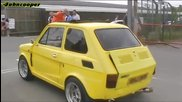 Fiat 126 P 650cc Turbo