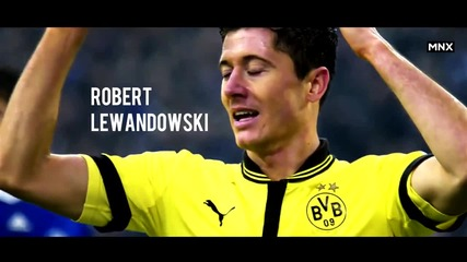 Robert Lewandowski - Skills Goals Passes