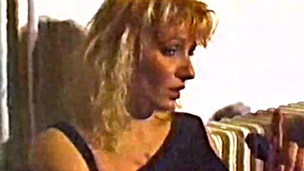 Vesna Zmijanac - интервю след концерта - Sarajevo 1991