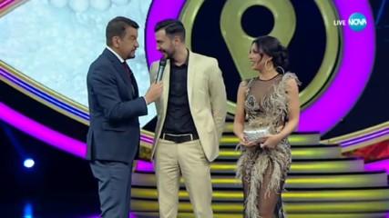 Емануела напусна Къщата на Big Brother: Most Wanted заедно с приятеля си