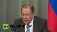 Russia: Kiev the main obstacle to the implementation of Minsk - Lavrov