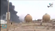 Iraqi Forces Plead for Help as Islamic State Closes in on Refinery