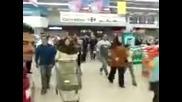 Carrefour - Нахлуването - Египет