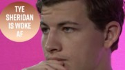 Breakout star Tye Sheridan wants his movies to make a difference