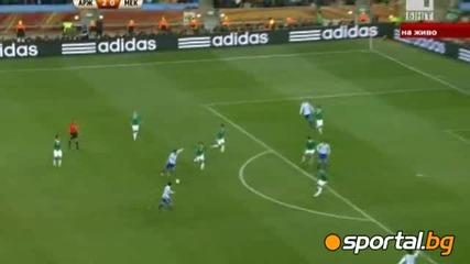 Аржентина - Мексико 3 - 1