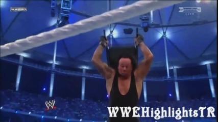 Triple H vs Undertaker - Wrestlemania 27
