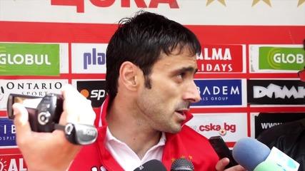 Янчев: Работим за още една титла във витрината на бат Сашо