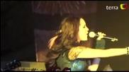 Dulce Maria - Extranjera - Lunario Terra Tv