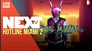 NEXTTV 027: Ревю: Hotline Miami 2