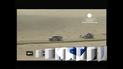 """Испанец спечели петия етап от рали """"Дакар"""" при автомобилите, българите продължават"""