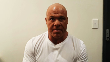 Oh, it's true! Kurt Angle answers your questions
