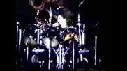 Igor Cavalera Drum Solo Live In 1990