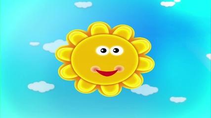 Twinkle Twinkle малка звезда - Един час за най - малките да учат английски забавно и лесно
