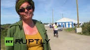 France: Music and WiFi generated for Calais' migrants in 'the Jungle'