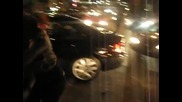 Blockin Traffic Group Of Girls In Downtown Detriot Duke