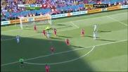 Аржентина на 1/4 финал на Световното! Аржентина 1:0 Швейцария 01.07.2014