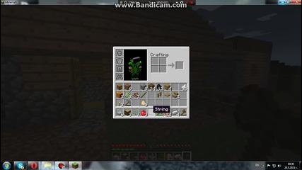 Minecraft gamer survival ep 3 - Тука Май Метеориди Падат!!!