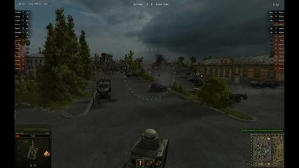 World Of Tanks My Gameplay