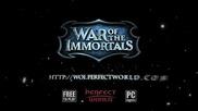 War of the Immortals - Berzerker Class Spotlight Trailer