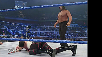 The Great Khali vs. Kane: SmackDown, Aug. 17, 2007 (Full Match)