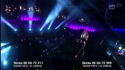 Helena Paparizou - Survivor ( Melodifestivalen Final)