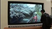 85 инчов екран