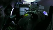 Red Bull Stratos - Феликс Баумгартнер - скок от ръба на Космоса * 14.10.2012 * целия скок *