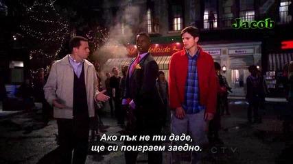 Двама мъже и половина - Сезон 10 Епизод 13 (бг субтитри)   С10 Е13