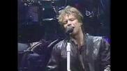 Bon Jovi - Thank You For Loving Me (live)