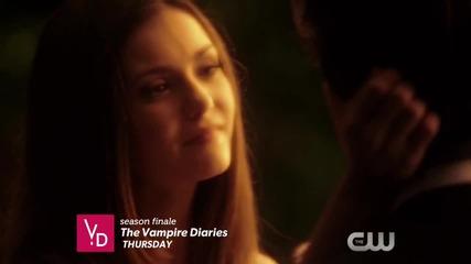 Промо към Финалът 22 епизод Сезон 6 - The Vampire Diaries - I'm Thinking Of You All The While