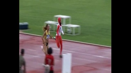 ВИДЕО: Бягането на Ивет Лалова в Пловдив