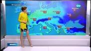 Прогноза за времето (02.02.2016 - обедна емисия)
