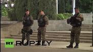 Македония: Лидерът на опозицията Заев се присъединява към антиправителствените протести в Скопие