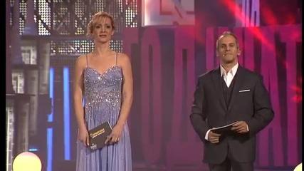 Спортист на годината 2012 - 6 Григор Димитров - награждаване