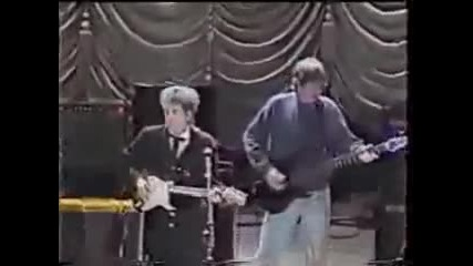 Bob Dylan and Phil Lesh - Not Fade Away (1999)