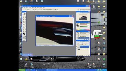 Vt Tutorial - Затъмняване на стъклата - Виртуален Тунинг - Урок